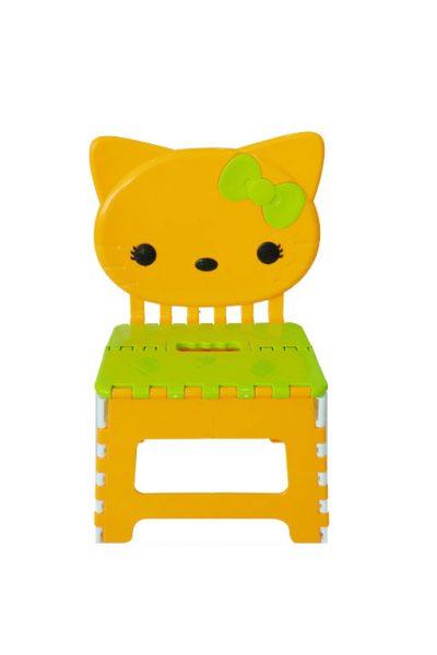 Ghế xếp con mèo